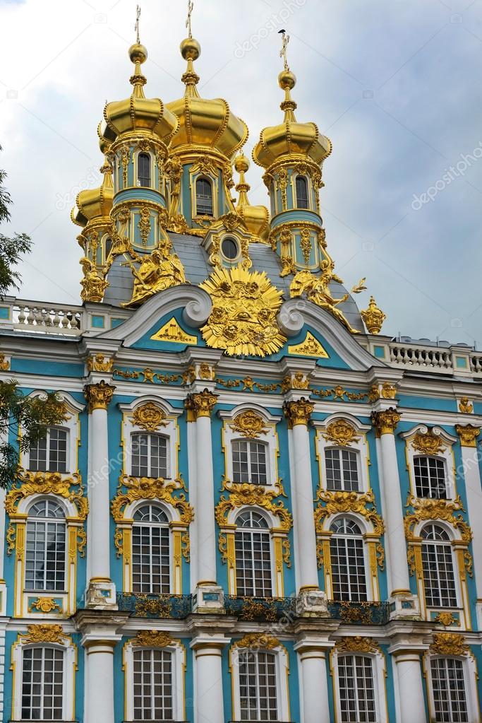 Собор екатерины с царское село фото все