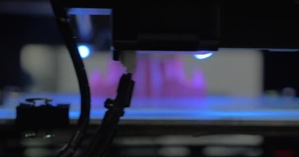 3D tiskárna při modelování procesů