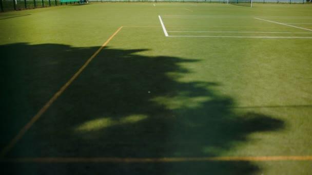 Škola a sportovní areál