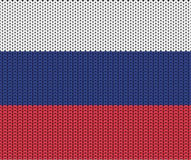 texture of the Russian flag