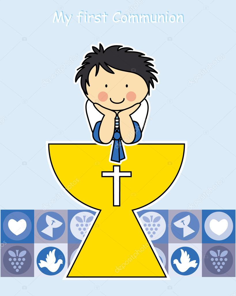 tarjeta de primera comuni u00f3n ni u00f1o archivo im u00e1genes holy communion clip art pictures holy communion clipart and quotes