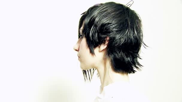 Rövid haj vágás