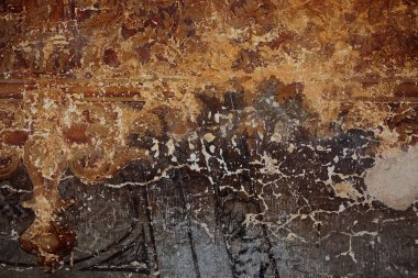 "Картина, постер, плакат, фотообои ""Фрагмент древней фрески"", артикул 83853932"