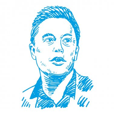 Elon Musk, CEO of Tesla Motors and SpaceX.