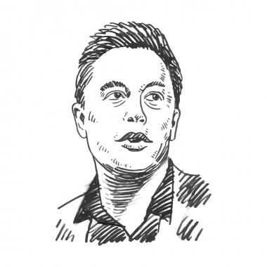 Elon Musk, business magnate and inventor.