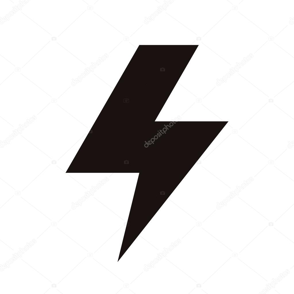 Lightning bolt icon Stock Vectors, Royalty Free Lightning bolt ... for Vector Lighting Bolt  288gtk