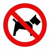 Fotografie žádné znamení psi