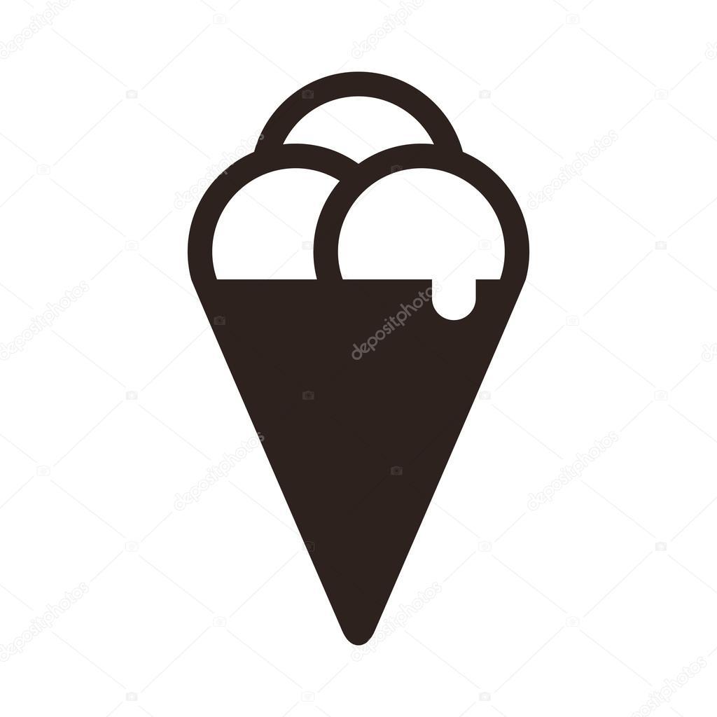 Ice Cream Symbol