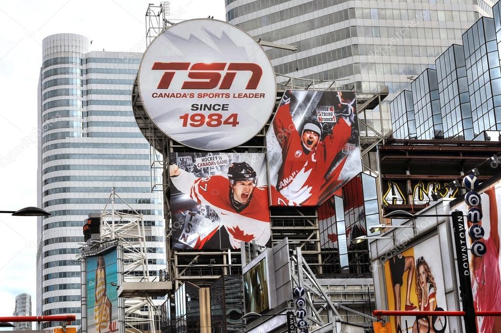 TSN Billboard