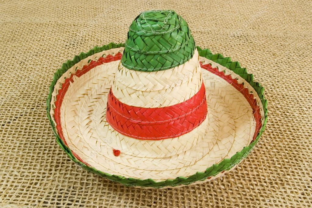 sombrero mexicano color — Fotos de Stock © oculo  87628820 dc2771d907d