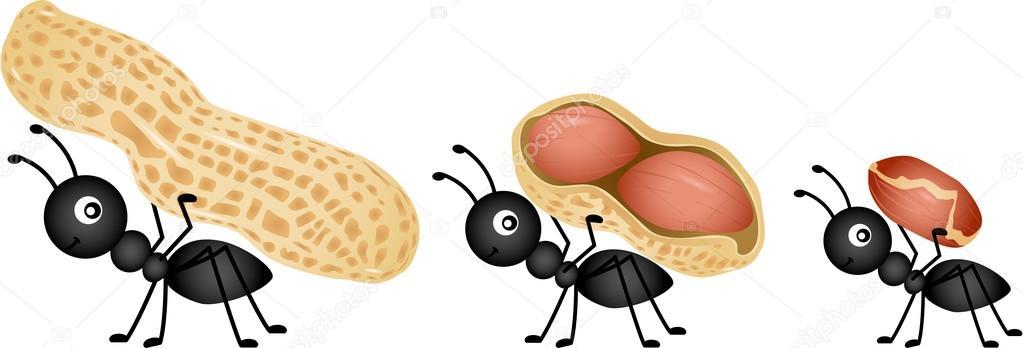 Открытки труженики муравьи