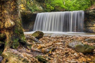 Waterfall at Indian Run