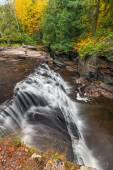 Canyon Falls Autumn