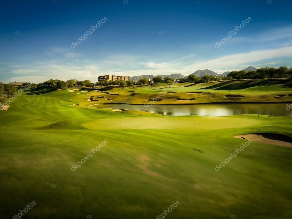 Golf course Scottsdale