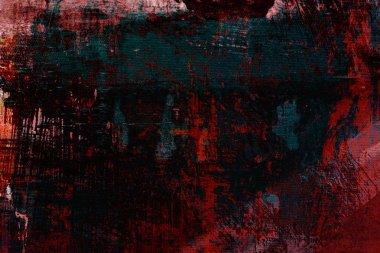 Multi-layered background texture