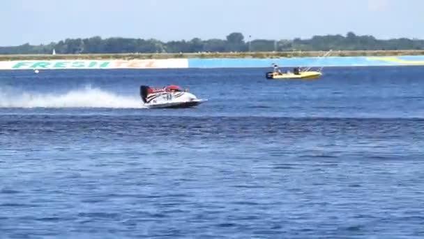 Grand prix Formule 1 h2o světového šampionátu motorových člunů
