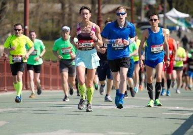 Kiev half marathon in Kyiv