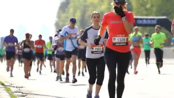 Kiev half marathon.