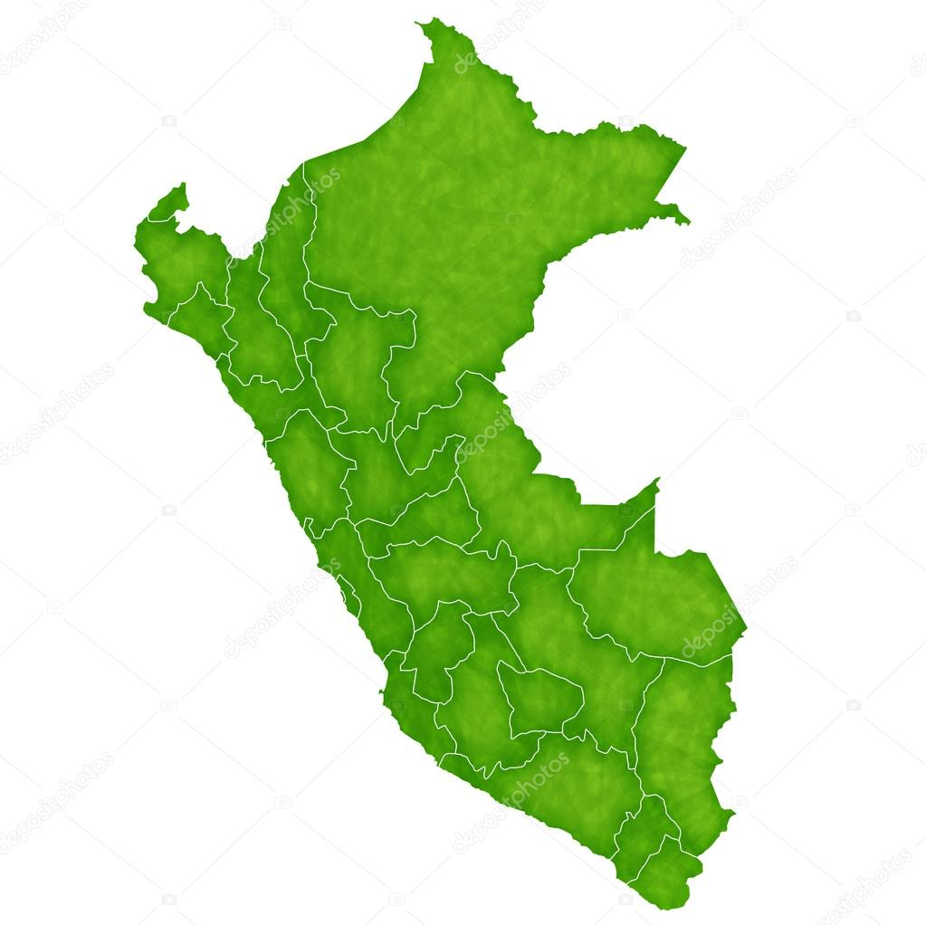 Peru map Country icon — Stock Vector © JBOY24 #111863012