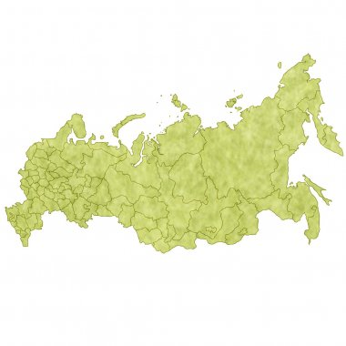 Russia map countries