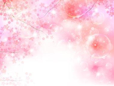 """Картина, постер, плакат, фотообои """"фон вишневого цвета"""", артикул 63713561"""