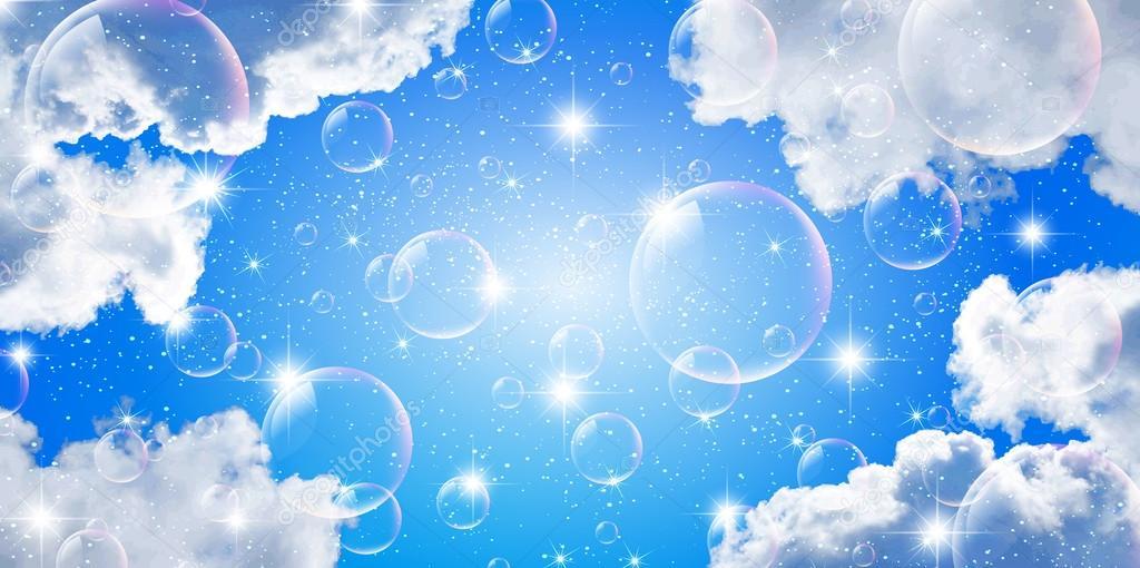Vettore Sfondi Cellulare Nuvole Sfondo Di Nuvole Di Cielo