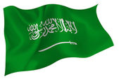 Photo Saudi Arabia flag flag