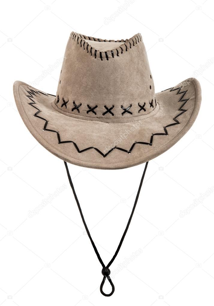 cappello da cowboy stetson camoscio — Foto Stock © tankist276  116636574 2f118140b4f