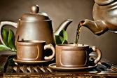 Fotografie tea service