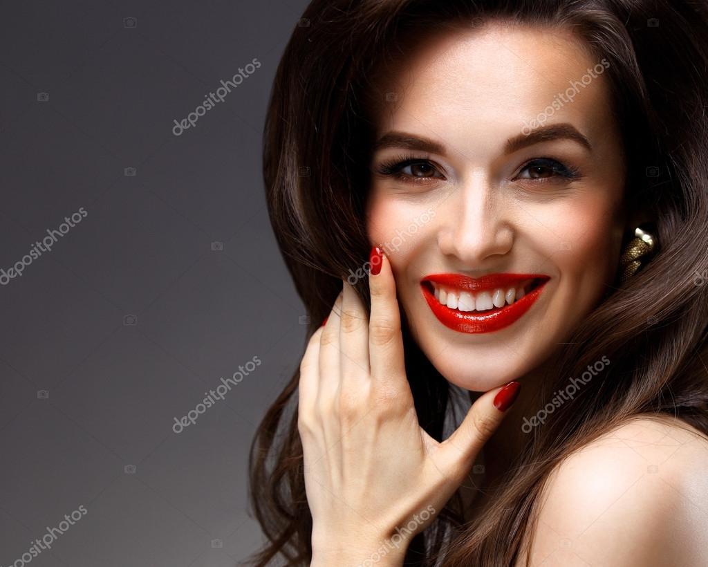 profesional dama hermoso