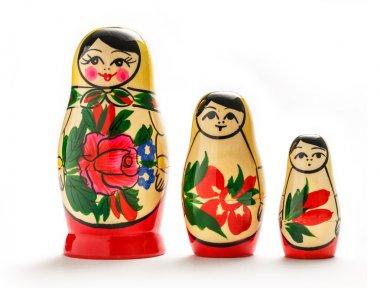 Russian dolls matreshka