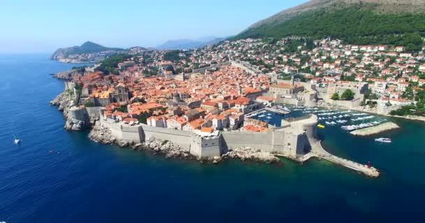 historické opevněné město Dubrovník