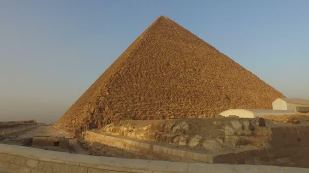 pyramid of Khufu at Giza