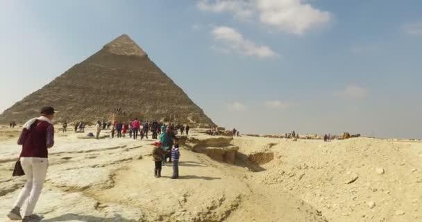 Turistů, kteří navštíví Gízy