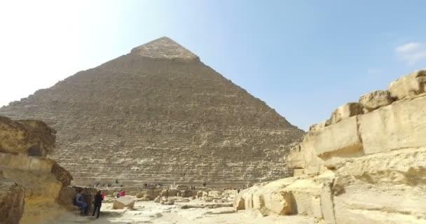 Pyramid of Khafre in Giza