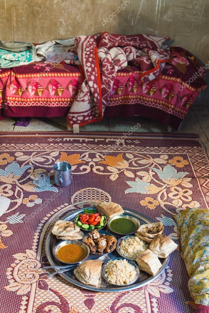 Traditional Egyptian food — Stock Photo © paulprescott