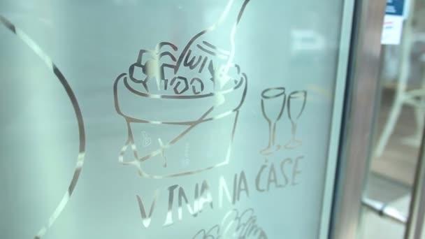 víno ilustrace