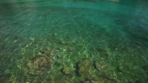Odraz vody ve Středozemním moři