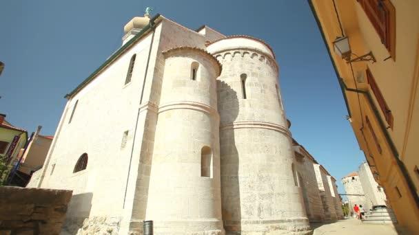Pevnost architektura starého města