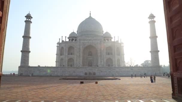 Taj Mahal-Vorderansicht