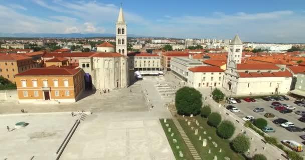 staré město Zadar, Chorvatsko