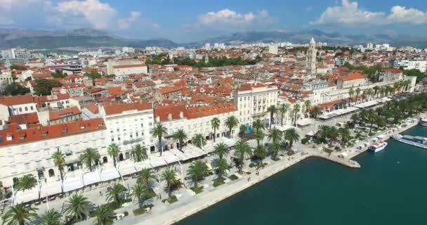 přístav ve Splitu, Chorvatsko