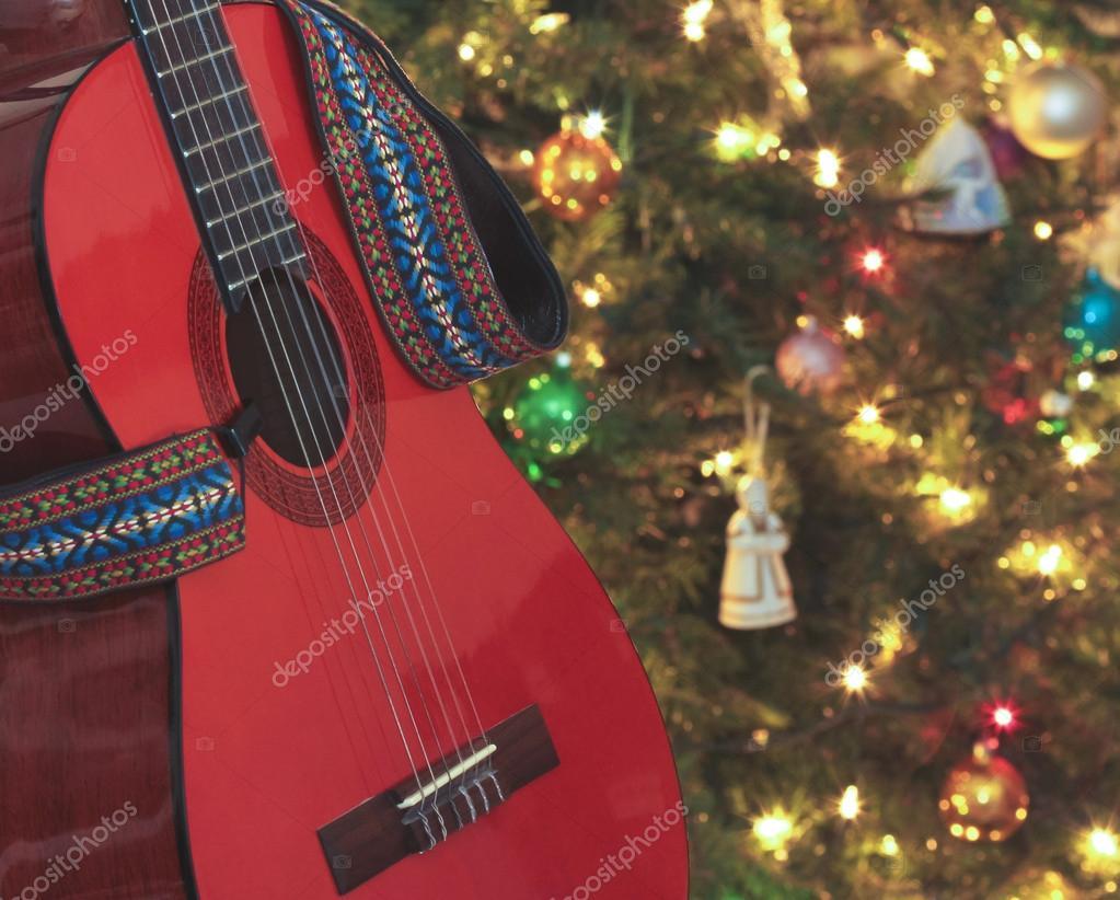 guitare classique noel