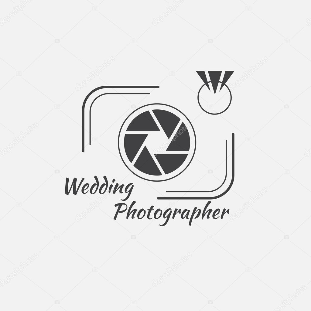 Vektor der Fotografie Logo Vorlage — Stockvektor © Blondina103 ...