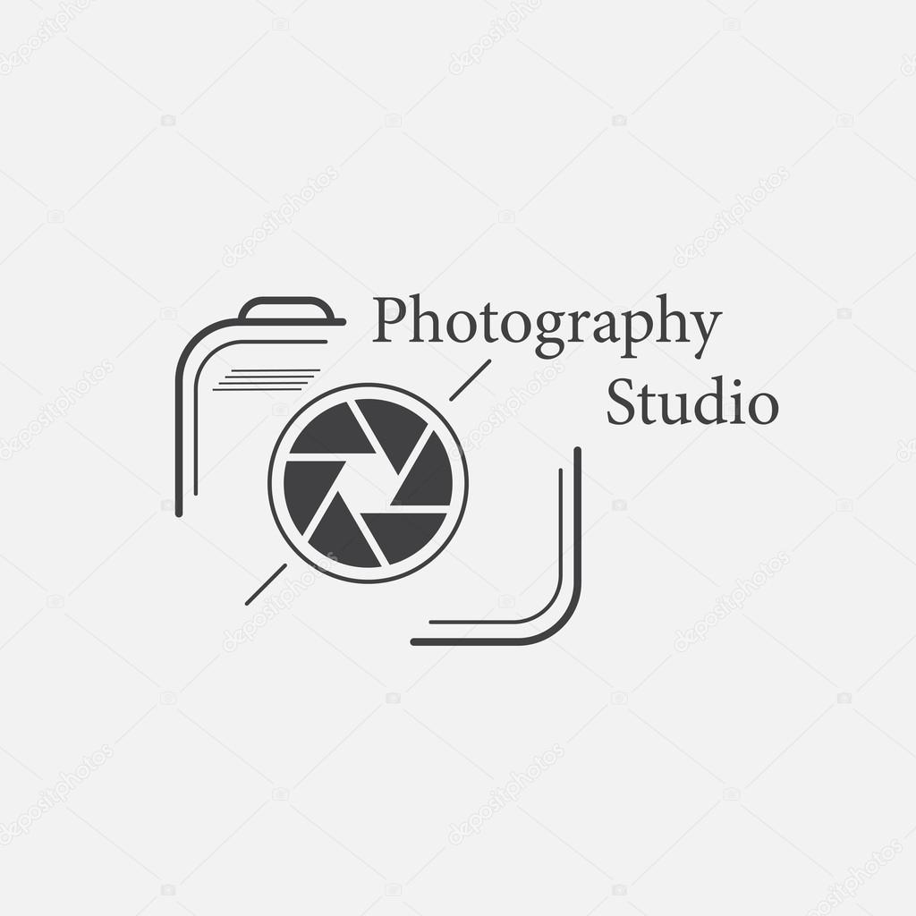 Vector of photography logo template — Stock Vector © Blondina103 ...
