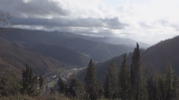 View of mountain.Beautiful Landscape,Prato,Italy