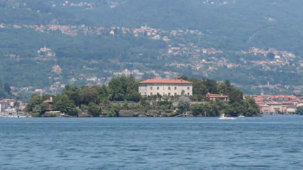Isola Madre jezero Maggiore, Itálie