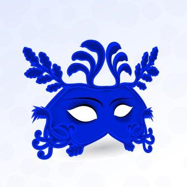 Venetian carnival masks.  Celebration and fun.