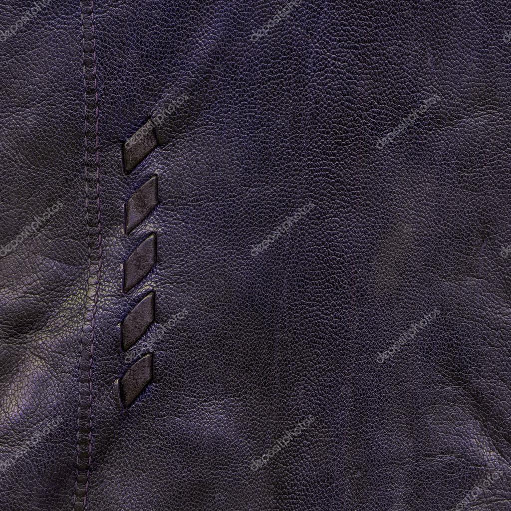 Fragment starého fialové kožené rukavice jako pozadí– stock obrázky 337e994826