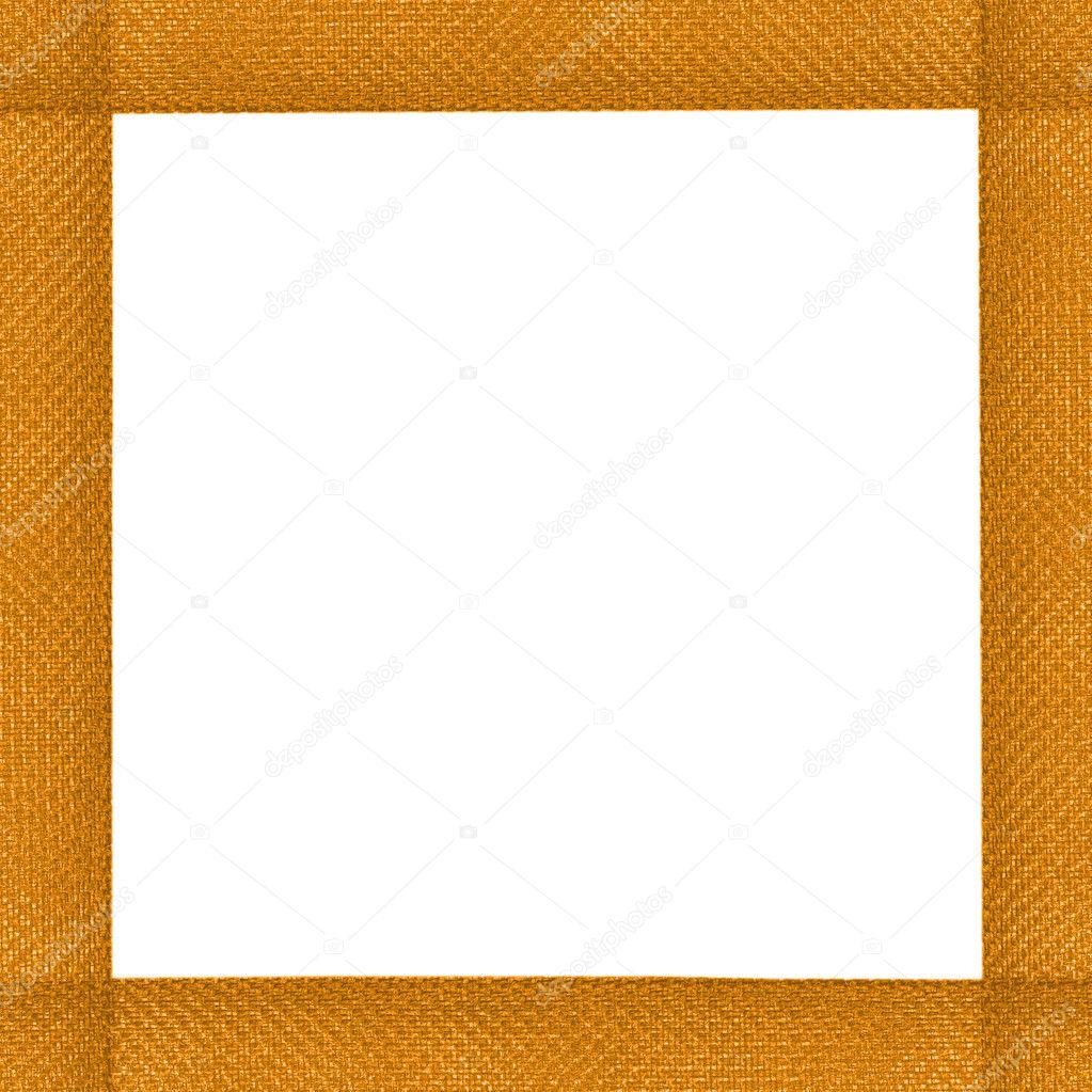 marco de material sintético amarillo — Foto de stock © natalt #121402852